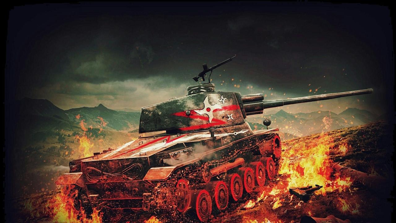 Купить Chi-Nu Kai премиум танк для World of Tanks Blitz